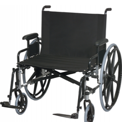 Model 926L Bariatric Wheelchair