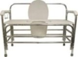 Commodes - Aluminum Fixed Arms