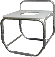 Model 1720XD - Flat Seat with Opening