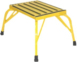 Model SS-I-12C Bariatric Industrial Step Stool
