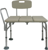 Model 1731 Bariatric Tub Transfer Bench