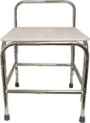 Model 1700XFB-500 Shower Stool with No Opening/with Back