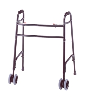 Model 830F Folding Walker Shown w