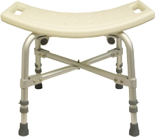 Model 1701 Shower Stool without Back