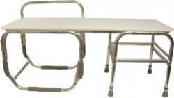 Model 1730 Series Bariatric Tub Transfer Bench without Opening