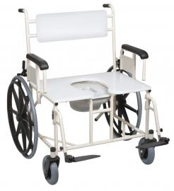 Model 1326P-24 Bariatric Transport Shower Chair