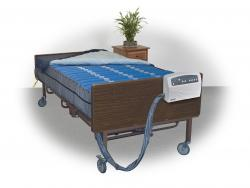 Med-Aire Plus Bariatric Alternating Pressure and Low Air Loss Mattress