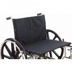 Model PB-WC72620DS Bariatric Wheelchair - Capacity 600 lbs.