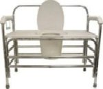 Model 736 Bariatric Bedside Commode