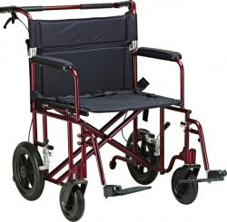 Bariatric Transport Chair DR-ATC22-R