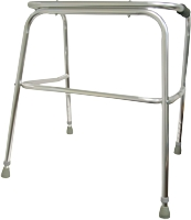 Model 820S Bariatric Rigid Walker