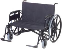 Model 926XL Bariatric Wheelchair - Capacity 700 lbs.