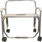 Model 1328XD Transport Shower Chair